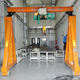 Chinese Supplier Factory Electric A Frame Mobile Granite Gantry Crane Hoist