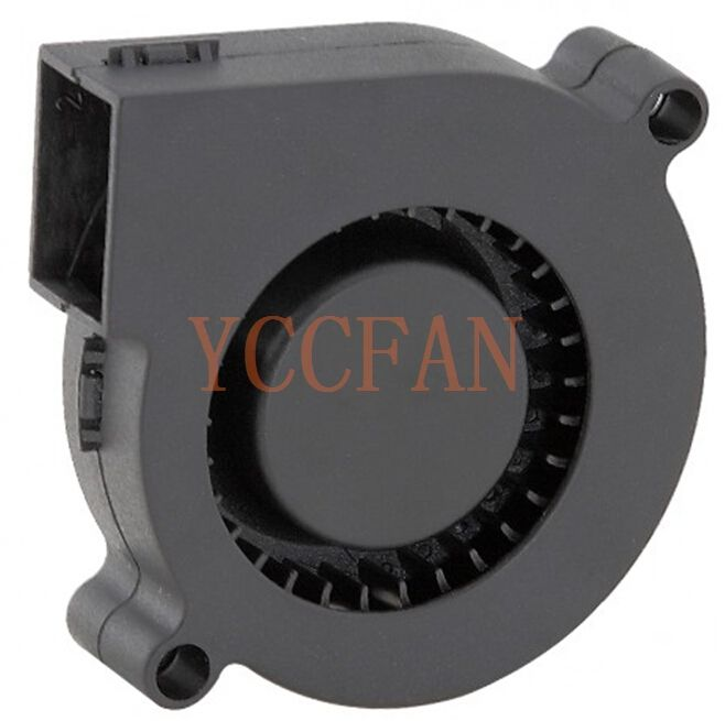 2inch 50*50*15mm 5015 fans blower 5v 12v dc Small Centrifugal Fan Extract Air