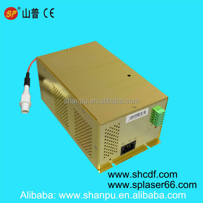 Shanghai Sun-Up Laser power supply CDF-80 80-90W Co2 laser tube for wholesale with 11 years history