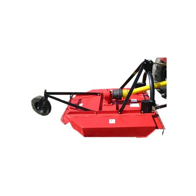 3 point farm tractor bush hog rotary cut mower, tractor grass cutter lawn mower/ slasher /brush cutter