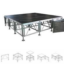 Performance Music Aluminum Stage Platform for Outdoor Concert