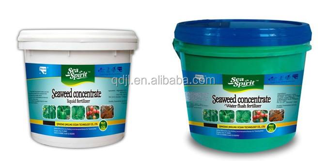 Bio activador de algas marinas de fertilizantes a granel los precios comprador mushy fertilizantes de algas
