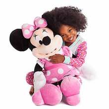 best seller plush stuffed toy lovely mickey and minnie for gift