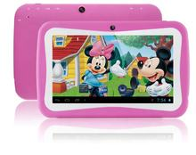 mini 7 inch kids tablet pc for kids child with android tablet