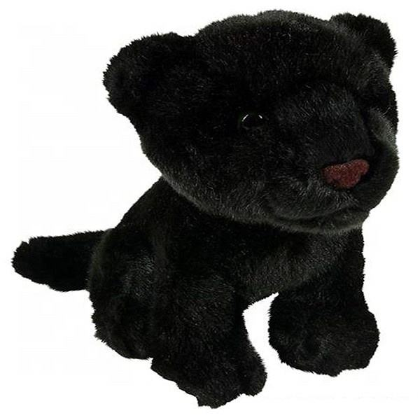 wholesale OEM soft plush custom black panther stuffed animal