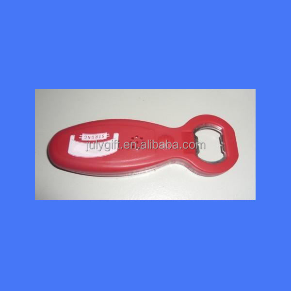 custom logo talking beer opener with your sound voice