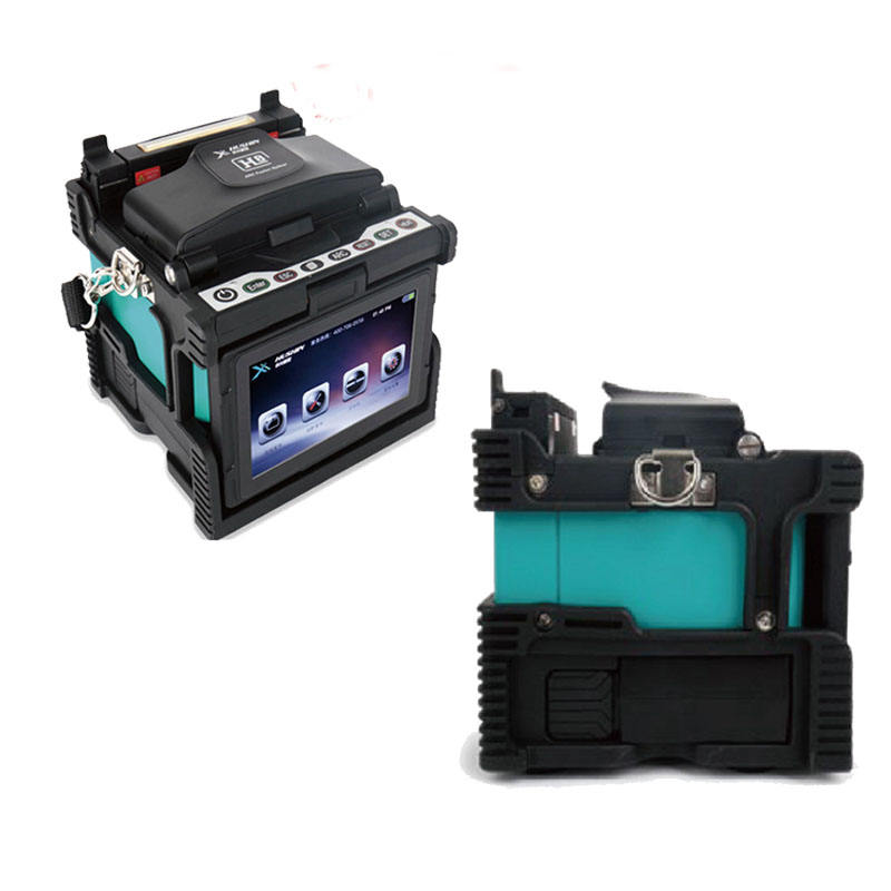 Factory direct supply optical fiber splicing machine arc fusion splicer with auto-accurate core alignment and easy operation