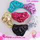 Sparkle Child Model Images Shiny Baby Girls Sequin Ruffle Nappy Diaper Cover Bloomer Top 100 Baby Girl Names Soft Ruffle Panties