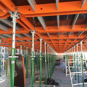 ALUMINIUM PANEL PROP SYSTEM FOR FAST CONSTRUCTION