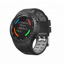 New launching smart phone watch waterproof build-in GPS and compass men smart watch mobile phone bracelet