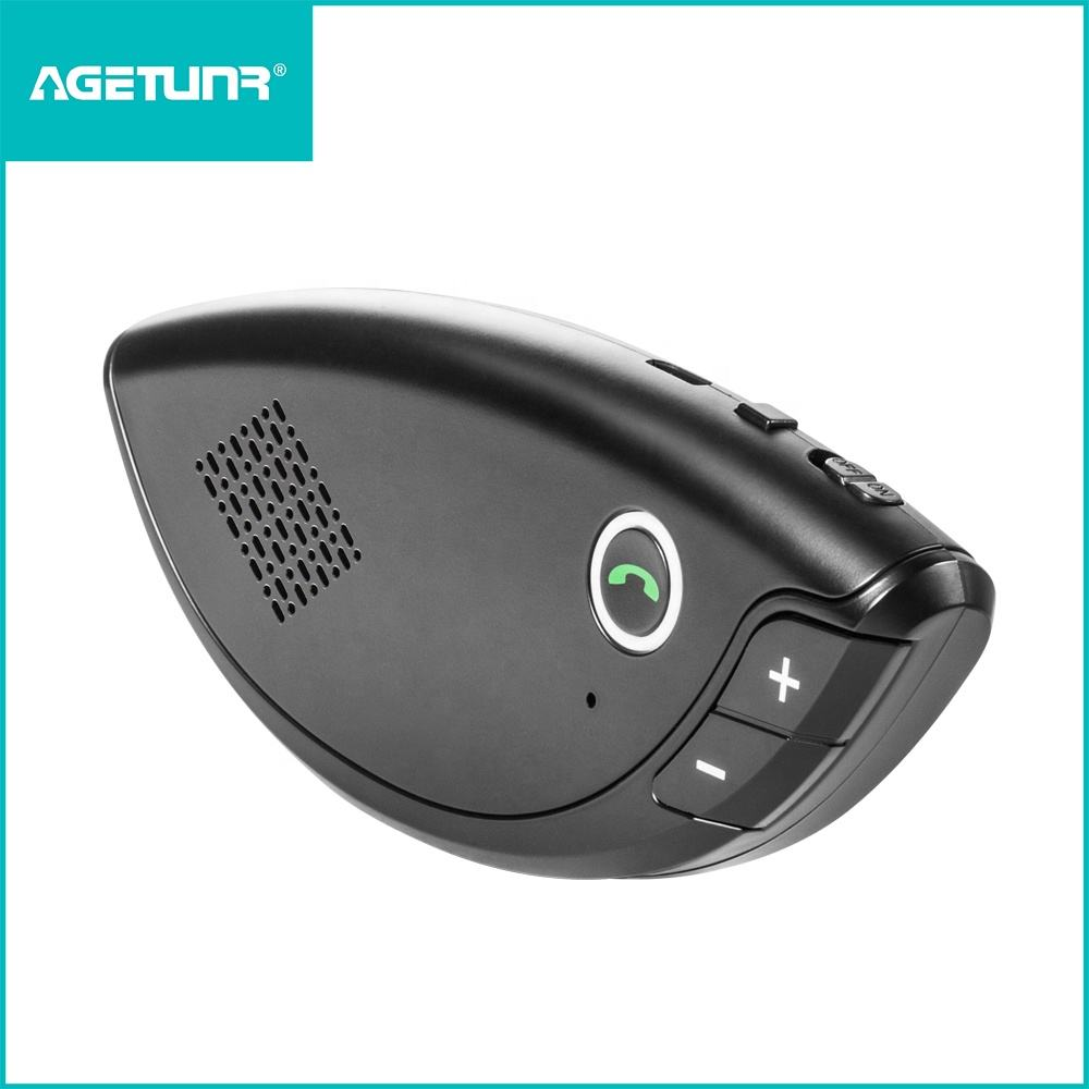 AGETUNR E08 V4.1 Car Kit <span class=keywords><strong>Bluetooth</strong></span> Hands-free mp3 player Placa Viseira Speakerphone <span class=keywords><strong>Bluetooth</strong></span> Adaptador