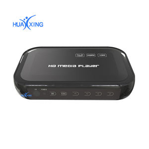 HDR 4K UHD Streaming Media Player