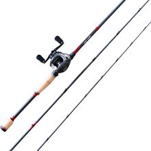 Custom design IM8 sea bass casting fishing rod blank