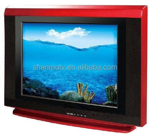 Skd/ckd tv kit pannello originale 14 pollice hd crt tv a colori