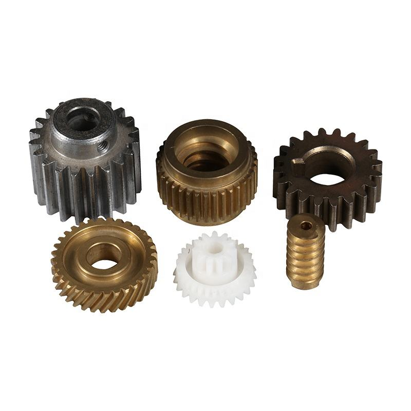 High Precision Customized Spur Gear Small Gears Pinion