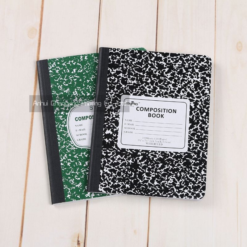 Composition Book 9&7 Colorful Composition book