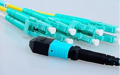 Супер Марта Покупке МПО волокна патч-корды, OM3 волоконно-оптического кабеля, стекло волоконно-оптических кабелей для FTTH сети