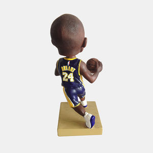 Personal Kobe Bryant sport bobble head figurine for promotion item