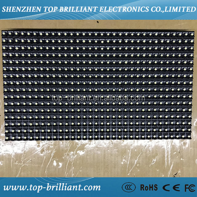 p12 p16 p10 p20 p25 led module panel/ High brightness P20 P10 Outdoor Full Color LED Display Screen board