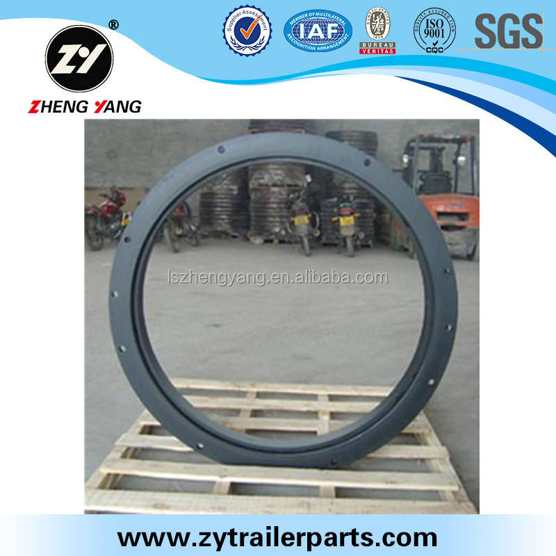 Truck trailer turntable trong phần trailer