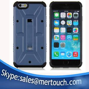 Hot Selling Defender Uagging Mobiele Telefoon Case Voor Iphone 6 Hard Pc + Soft Tpu Back Cover
