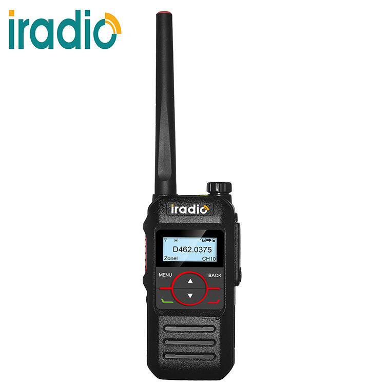 FCC iradio DM-560 CB UHF 400-470MHz Portable Radio with 1000 Channels