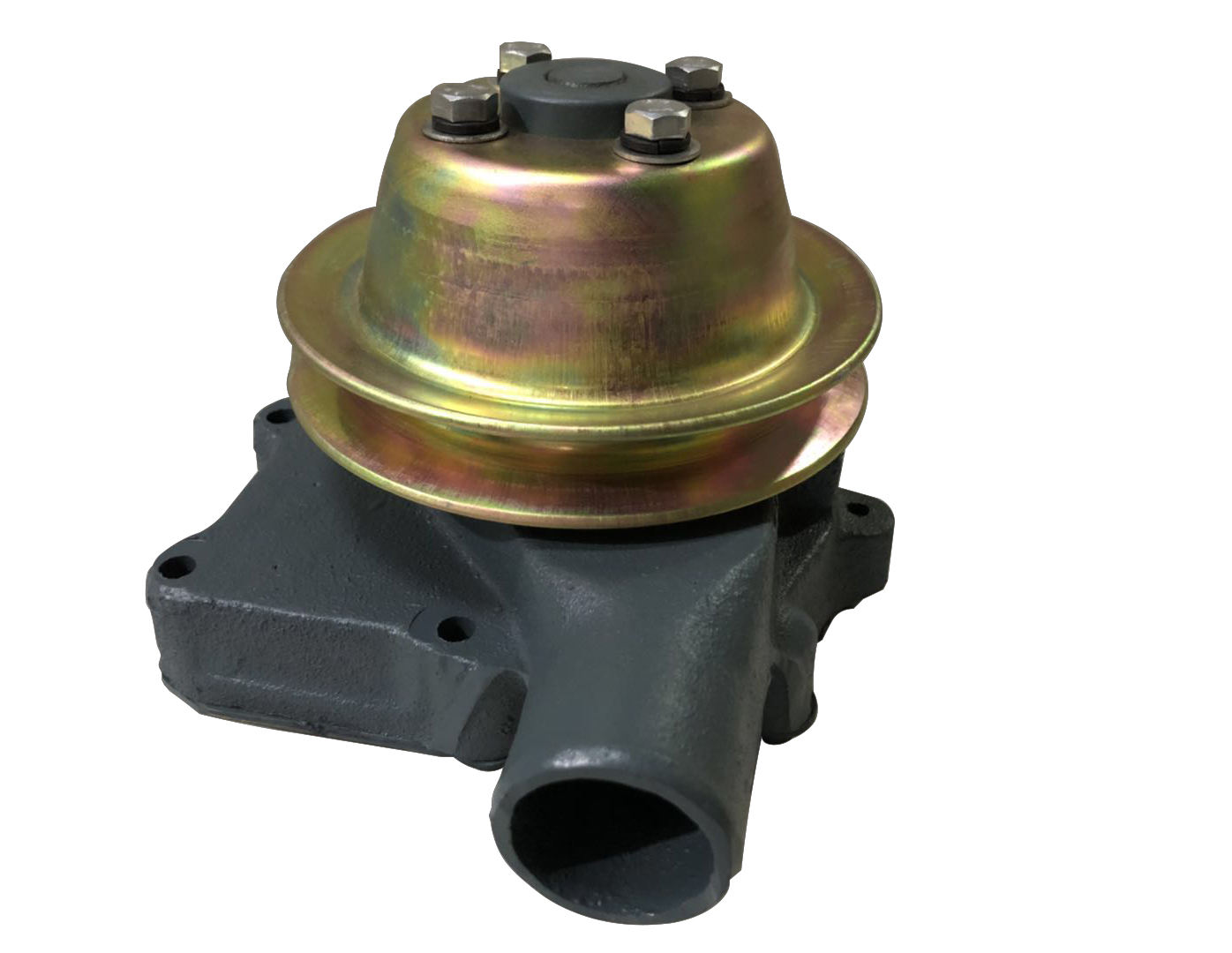 YC6105 engine water pump for wheel loader spare parts