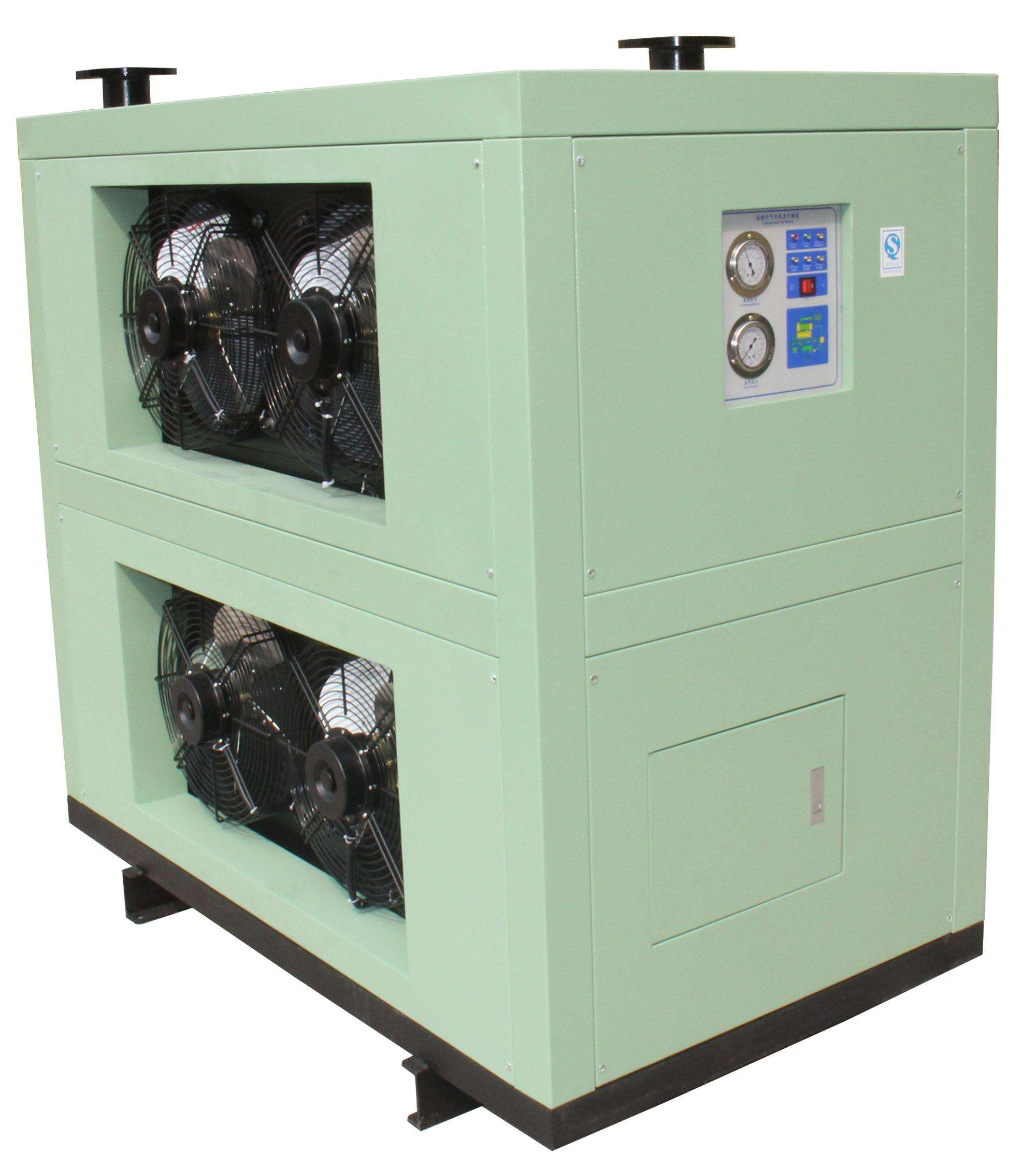 Made in China high pressure refrigerated compressed air dryer