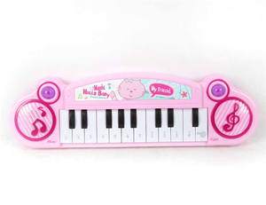 Pink Cat Children Piano Eletronic Piano Musical Toy for Kids