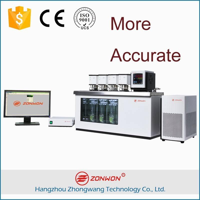 Dispositivi elettronici di Misura Formula Indice di Viscosità di Tester per L'olio