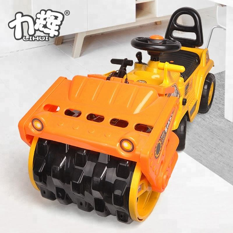 Kids Electric Kids Car Road Roller Ride ON Car 2018