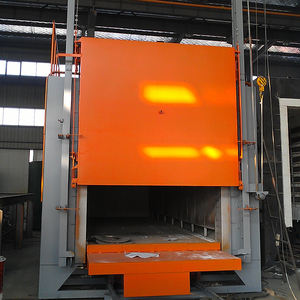 Factory price car type quenching furnace for metal material heat treatment