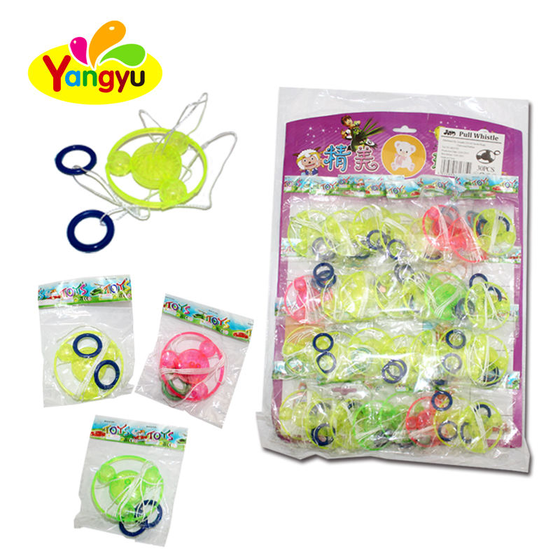 Cheap Plastic Yoyo Toy with Candy for kids