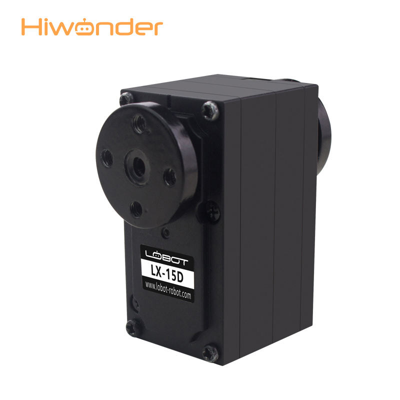 Hiwonder New robotic servo full metal gear bus servo small size servo with LED