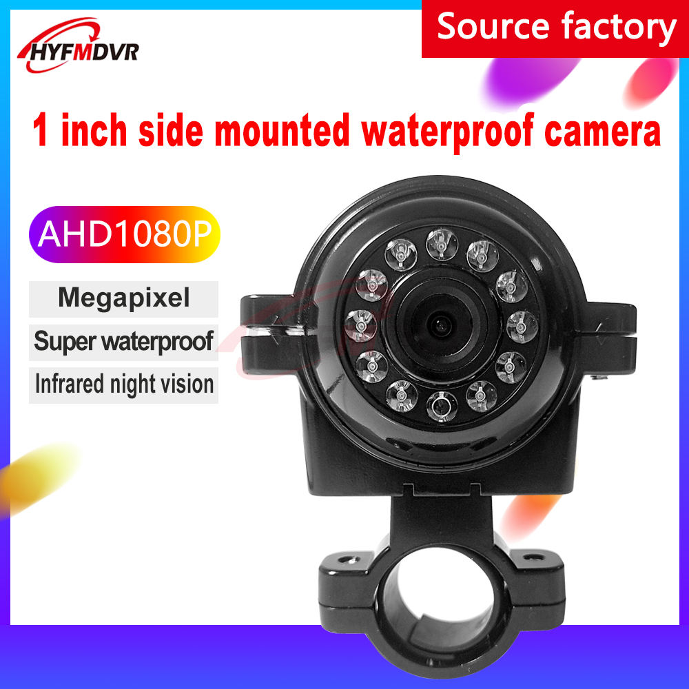 Headstream fábrica carro hd night vision camera invertendo car rear view invertendo imagem visível fish-eye wide Angle à prova d' água