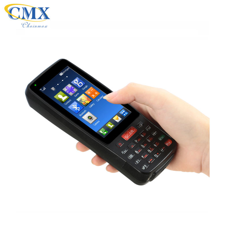 PDA401 Handy terminal android nfc barcode scanner courier handheld pda device