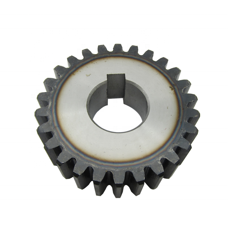 Teeth harden cast iron spur gear