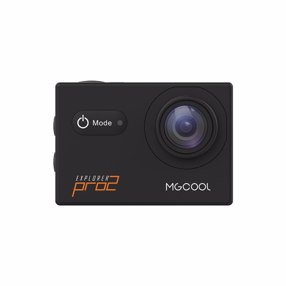 "MGCOOL Explorer Pro 2 Action 4k camera 170 degree wide angle 2.0"" Touch Screen sports cameras"