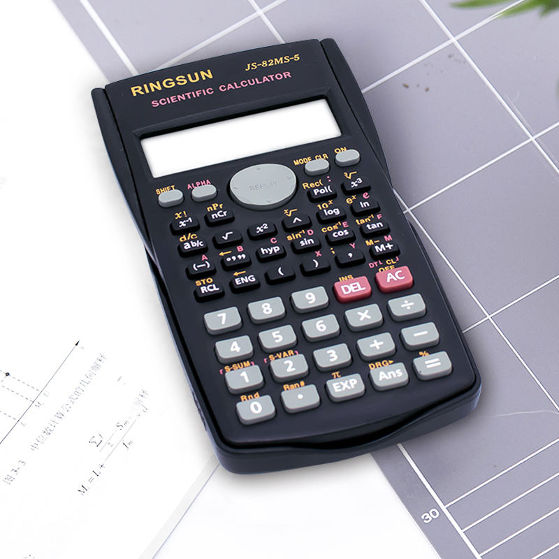 Office Stationery set scientific calculator student novelty calculator porpo scientific calculator