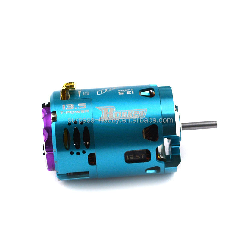 High quality Rc cars motors New Design Sensored 4.5T 540-V3 brushless for rc car Rocket
