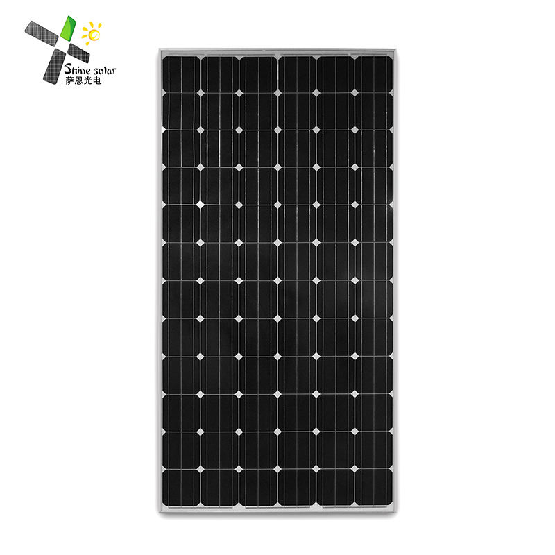 4BB 18.5% efficiency solar cells 24V 300W, 310W, 320W 350W solar pv panel