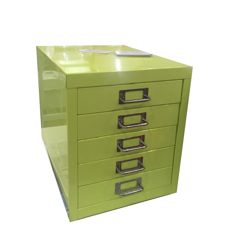 Oem Office Drawers Metal 5 Drawer Blueprint Cheap Index Card File Cabinet