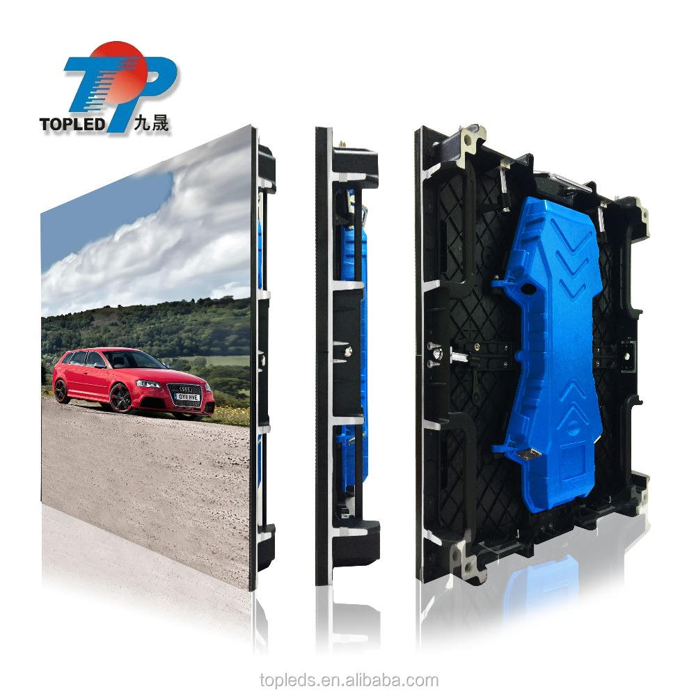Shenzhen Aangepaste Outdoor P10 LED Display Panel