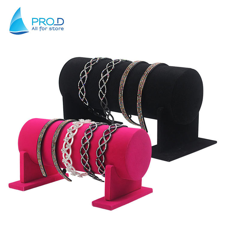 Hot Sale Fashion Exquisite Pro D Jewelry Display Stand For Headband