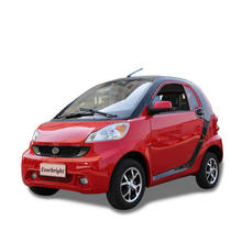 4 Wheels Vehicle  Electric New Cars Two Seats Family Use