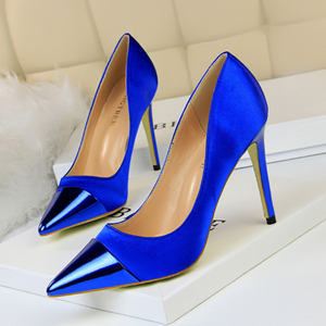 c11221a new fashion women pumps dress shoes ladies high heel shoes
