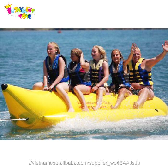 Bán Hot bay cá nước inflatable <span class=keywords><strong>bè</strong></span> <span class=keywords><strong>thuyền</strong></span> chuối <span class=keywords><strong>thuyền</strong></span> bay towables cho thể thao dưới nước