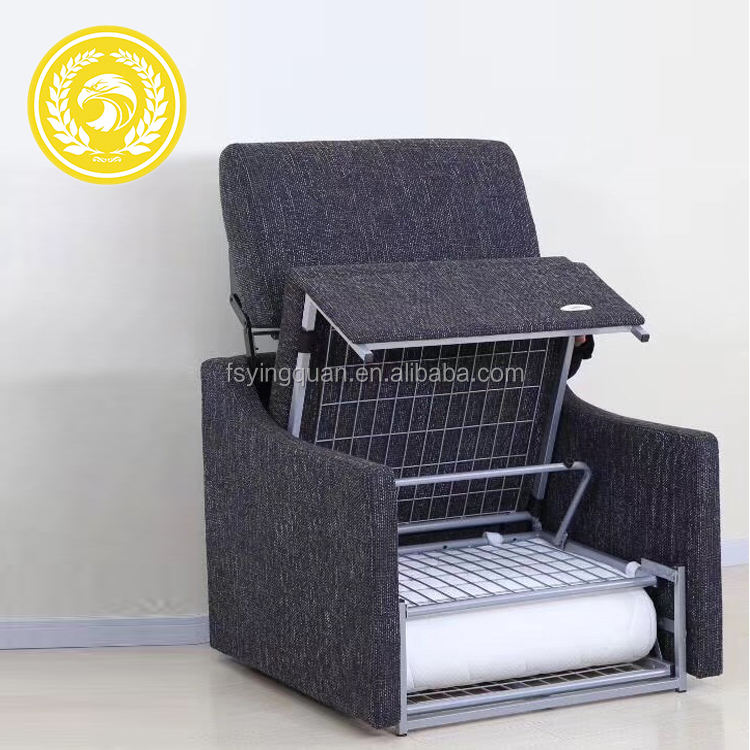 high quality metal folding adjustable sofa bed lift mechanism