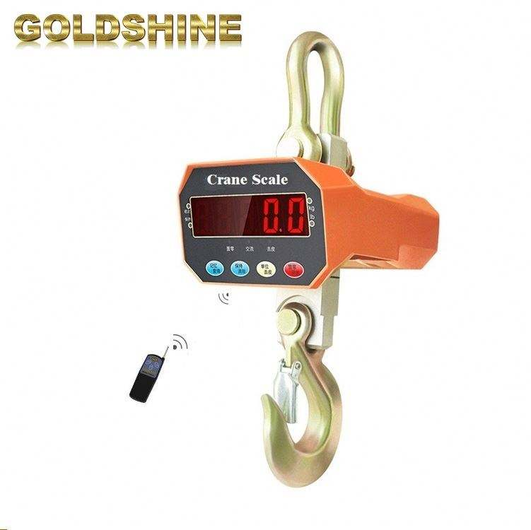 Digit crane scales viewing Digital Heavy Direct View Crane Weighing Hanging Scale
