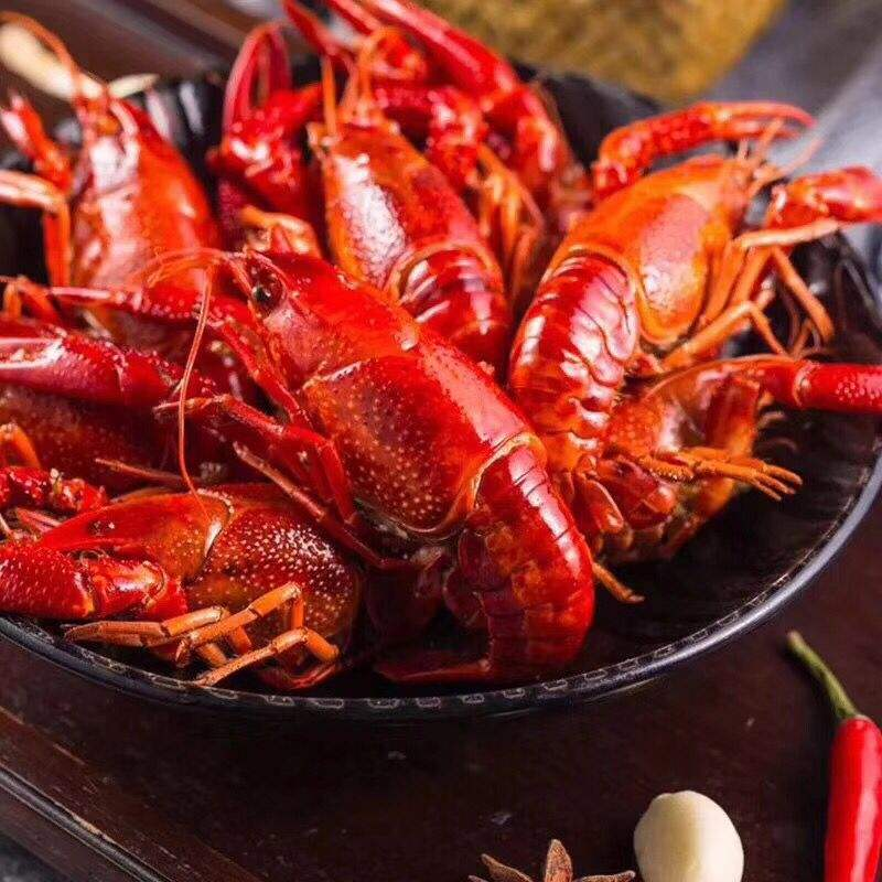 New Season Cooked Frozen Crawfish/Crayfish for sale